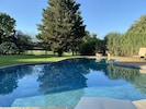 Very large 45 x 30 foot private pool
