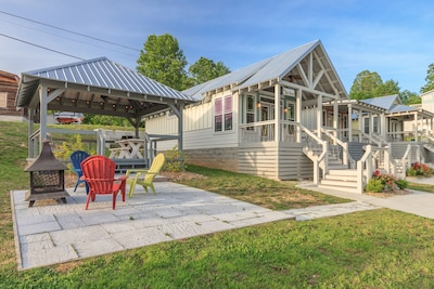The Blue Heron Cottage