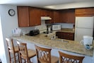 Newly Remodeled Kitchen with Granite Counter Tops