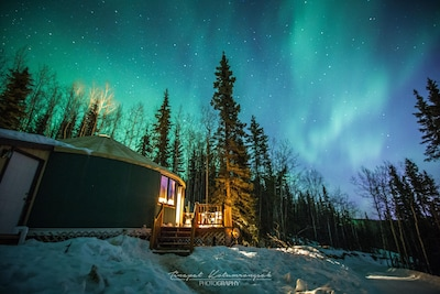 Moose Mountain, Fairbanks, Alaska, United States of America