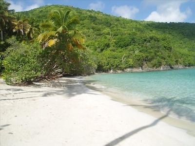 Big Maho beach