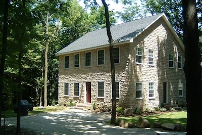 Exterior of Old Stone Place