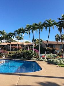'Quiet' pool