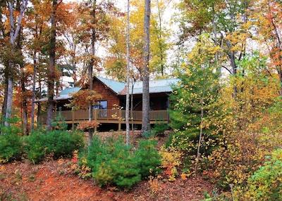 Hightower Creek Vineyards, Hiawassee, Georgia, USA