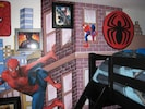 "SuperHero Room - The ""Real"" SpiderMan?"