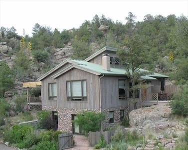 Agave House at Agave Ridge Retreat