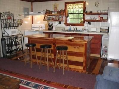 Jenny's charming kitchen