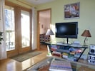 Flatscreen TV area in familyroom