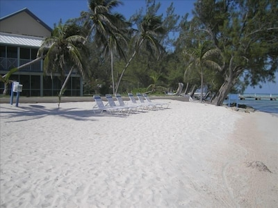 Private Beach at the Retreat