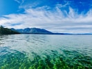 Gorgeous Lake Tahoe is just steps away!