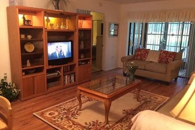 Main Living room with TV.
