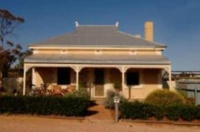 Gladstone Railway Yard, Gladstone, South Australia, Australië