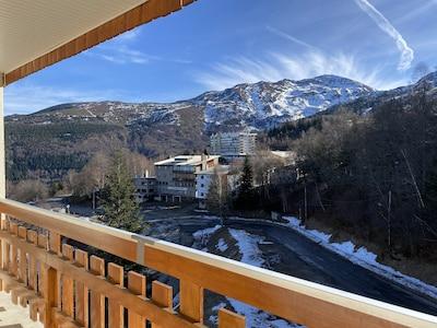 Les Monts d'Olmes, Montferrier, Ariège, Frankreich