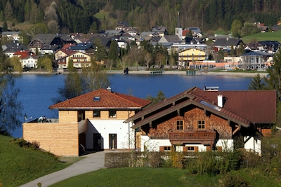 Lac Fuschl, Fuschl am See, Salzbourg (état), Autriche