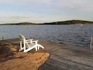 Einfach hinsetzen, entspannen und genießen!
