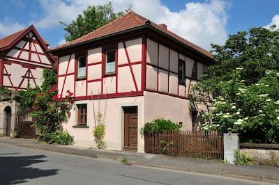 Ferienwohnung im ehemaligen Wohnhaus von herman de vries