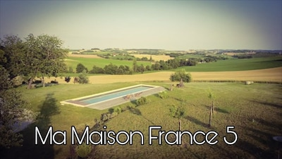 """Ma maison france 5"" YouTube https://youtu.be/gZXCqgsqqgc"