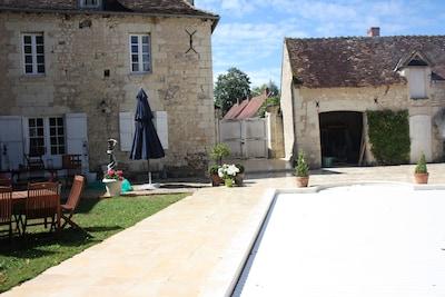 Boussay, Département Indre-et-Loire, Frankreich