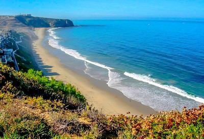 Plage Monarch Beach, Californie, États-Unis d'Amérique