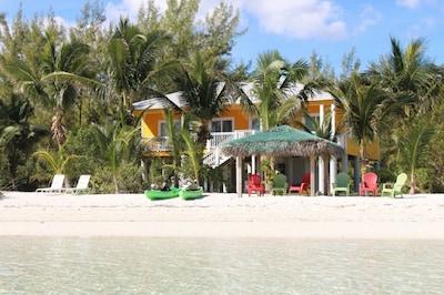 Mango Beach House awaits your arrival.