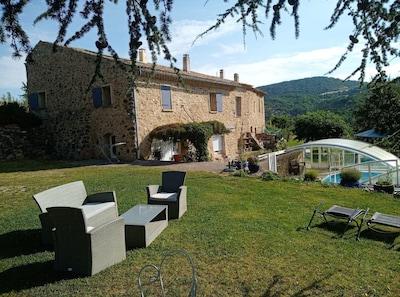 Via Ferrata de la Grande Fistoire, Le Caire, Alpes-de-Haute-Provence, France