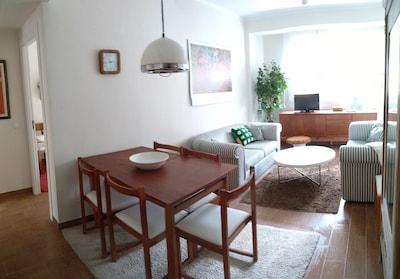 Confortable vivienda completa de dos dormitorios