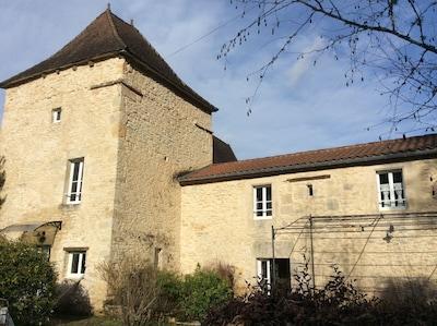 Bouzic, Dordogne, France