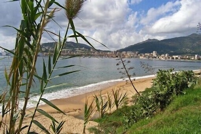 plage a 300 metres