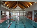 Indoor pool located at the Pavilion
