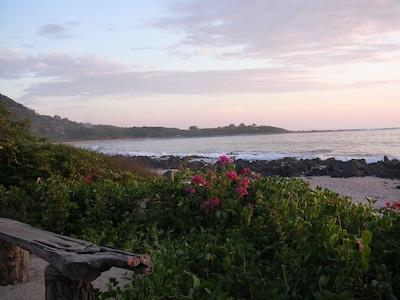 Manzanillo Bay view