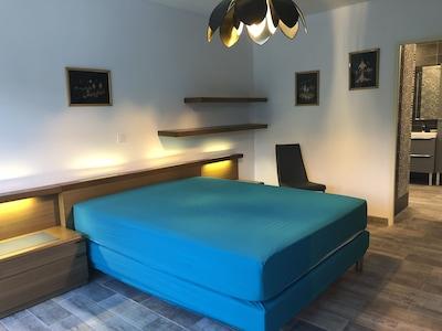 Suite parentale 25m² (lit 160cm)