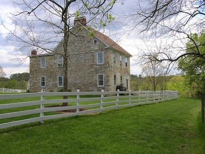 Hillenbruck farm house