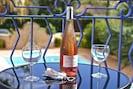 imagine sitting on the balcony overlooking the pool.........