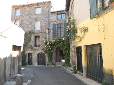The House with the Stone Door