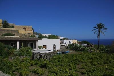 Kamma, Pantelleria, Sicile, Italie