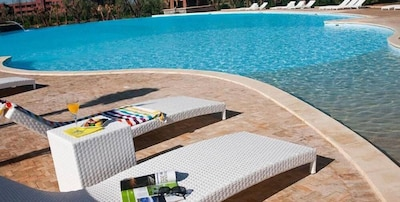 Deuxième piscine