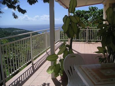Le Carbet, Saint-Pierre, Martinique