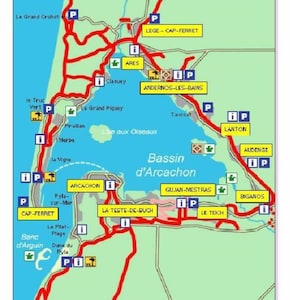 200 km de pistes cyclables