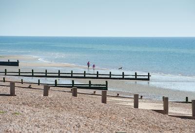 Direct access to stunning beach