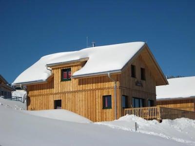 Außen/-Seitenansicht, Winter