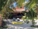Your Casita on the sand!  Three kayaks, lots of seating and so much more!