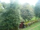jardin 1000m2 privatif  L'ETE