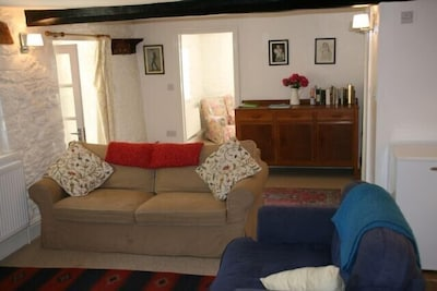 Sitting room - The Cottage