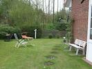 Eigener Garten - muss nicht mit Feriengästen anderer Wohnungen geteilt werden!