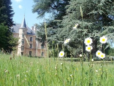 Haute-Rivoire, Rhone, France