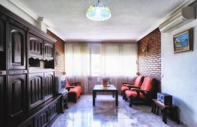 Salon avec air conditionné