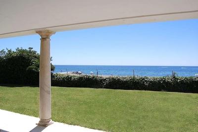 Playa de Guadalmina, Marbella, Andalusia, Spain