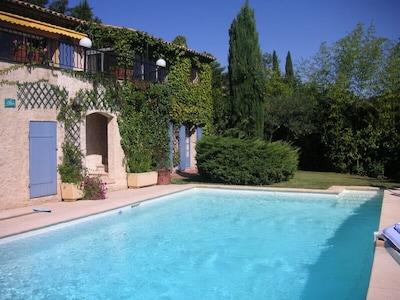 Villa/pool