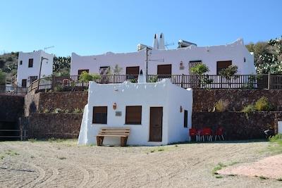 Casa Rural La Minilla en el parque Natural Cabo de Gata-Nijar