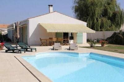 Puyravault, Vendee, France
